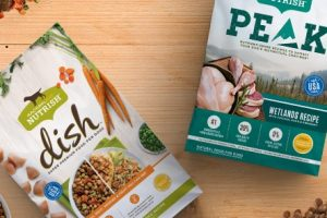 FREE SAMPLE –  Rachael Ray Cat or Dog Food