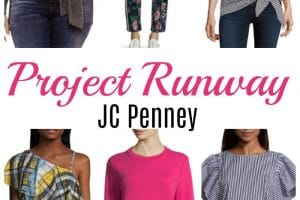 JCPenney Project Runway – Trendy, Stylish Fashion at affordable Prices