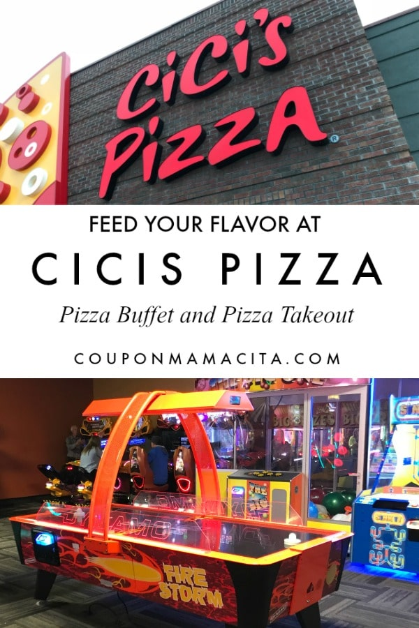 Family Dining and More at World's Largest Cici's Pizza - Branson Missouri!