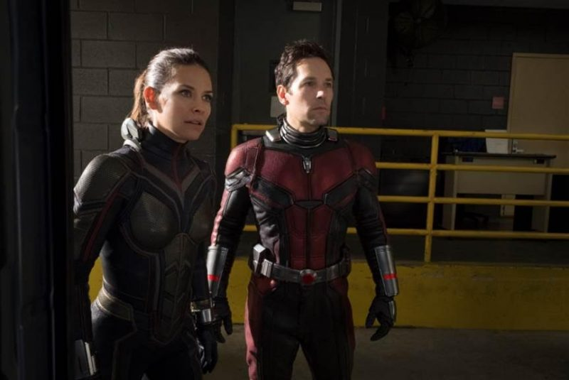 New Ant-Man and the Wasp Trailer Just Released #AntManandWasp
