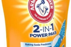 Arm & Hammer Power Paks FREE