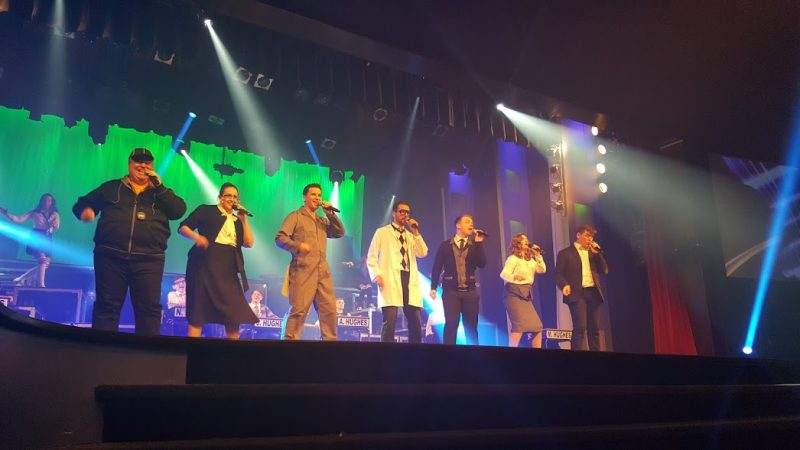 The Hughes Bros Music Show in Branson, MO