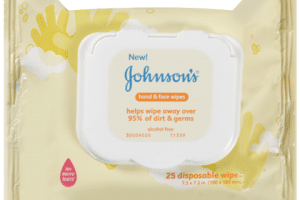 Johnson's Wipes for Baby Only $0.95