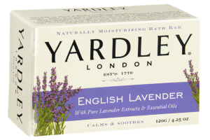 Yardley Bar Soaps Only $0.75