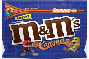 M&M's Caramel Sharing Size Only $1.50