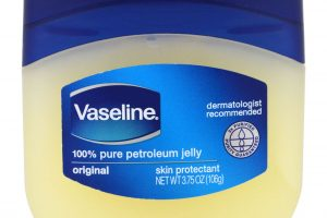 Vaseline Pure Petroleum Jelly Only $0.74