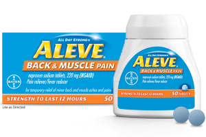 WOW! Aleve Pain Relief Only $0.49 – Starts 6/10