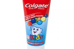 Colgate Kids Toothpaste Only $0.50