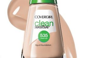 Covergirl Clean Sensitive Foundation Only $1.14