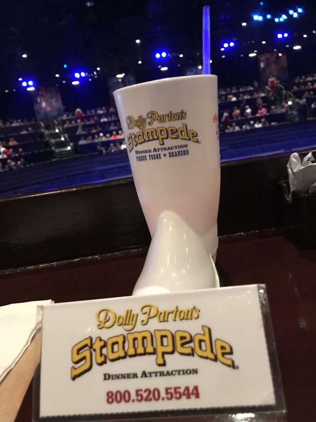 Dolly Parton's Stampede Dinner Show Branson, MO
