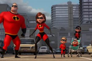 Incredibles II is in Theaters Now!