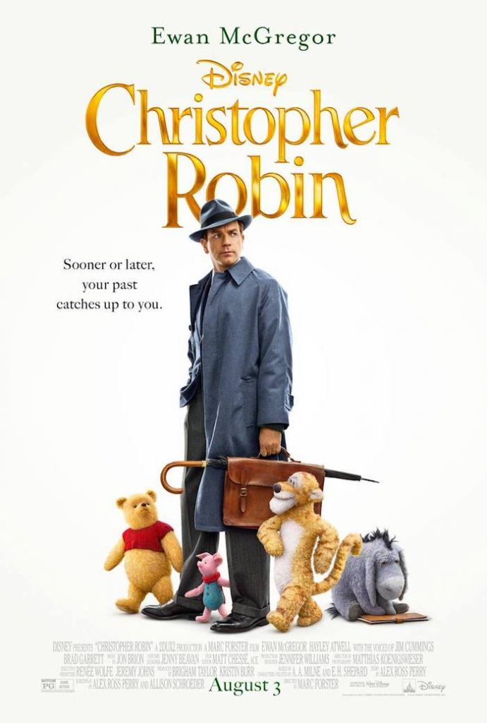 ChristopherRobinOficialPoster 691x1024 - Interview with Jim Cummings, the Voice of Winnie the Pooh and Tigger in Disney's Christopher Robin Movie