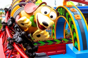 Toy Story Land at Disney's Hollywood Studios – Attraction