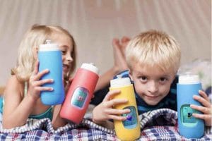 Gululu Water Bottle for Kids Giveaway! Hydration and Health First