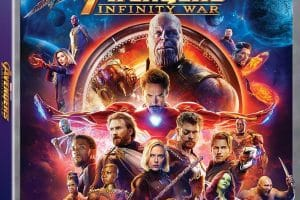 Avengers: Infinity War is out on Blu-Ray TODAY! #InfinityBluRay