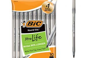 Wow!! Snag Bic Xtra-Life Pens,10 pk For Free!