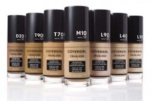 Nice Freebie On Covergirl Trublend Matte Made Foundation This Week!