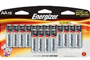 WOW!! Energizer Max, 16 ct & Lithium Batteries, 8 ct ONLY $5.87 (Reg $11.99) Starting 7/29!