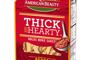 Wow! American Beauty Thick & Hearty Pasta Only $0.18- Don't Miss This Deal!