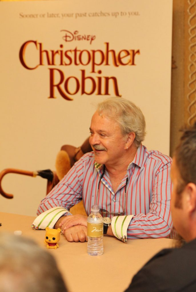 Christopher Robin Jim Cummings 686x1024 - Interview with Jim Cummings, the Voice of Winnie the Pooh and Tigger in Disney's Christopher Robin Movie