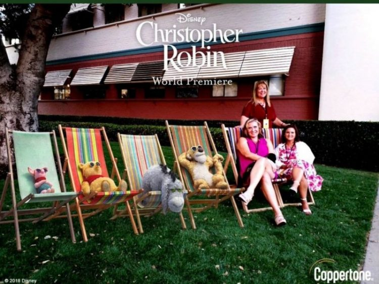 Christopher Robin Red Carpet Premiere - A Lovely Event!