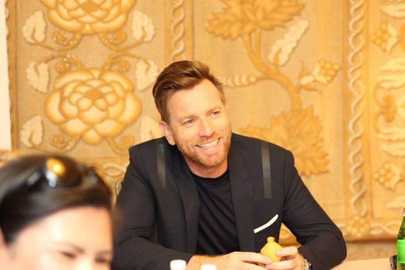 Exclusive Interview with Ewan McGregor The Voice Of Disney's Christopher Robin