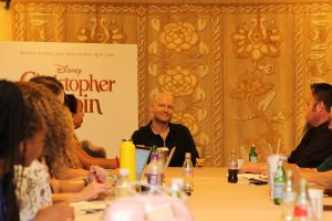 Talking with Marc Forster, Director of Disney's Christopher Robin Movie