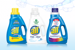 All Laundry Detergent Only $1.99 Starting 8/26!