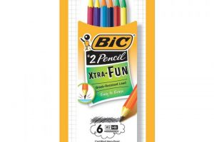 Get Ready for Back to School: Bic Xtra Fun Pencils Only $0.29 Starting 8/5!!