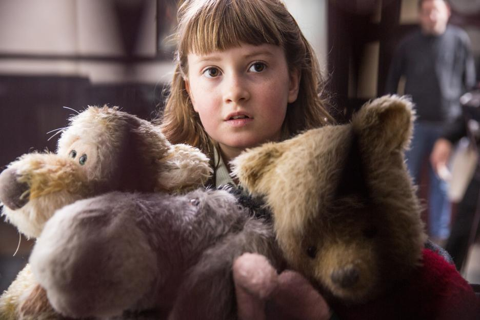 brontecarmichaelinterview - Exclusive Interview with Bronte Carmichael as Madeline in Disney's Christopher Robin
