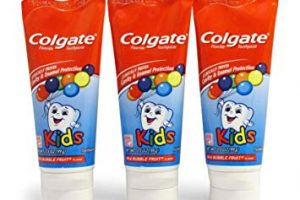 Run! Colgate Kids Toothpaste Only $0.50!