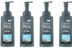 Dove Men+Care Foaming Body Wash Only $0.98 This Week!!