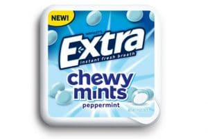 Nice!! Extra Chewy Mints Only $0.25 Each