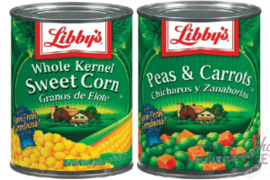 Libby's Canned Vegetables Only $0.35 This Week- Starting 8/26!