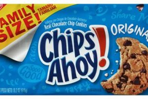 Nabisco Family Size Cookies Only $2.63!