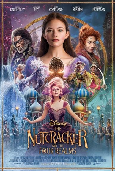 nutcracker2 - The Nutcracker and the Four Realms is Dancing Towards the Big Screen