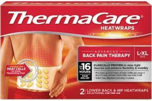 ThermaCare Heat Wraps Only $1.59 (Reg $7.59)!
