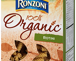 Ronzoni Organic or Gluten Free Pasta Only $0.50 Each!