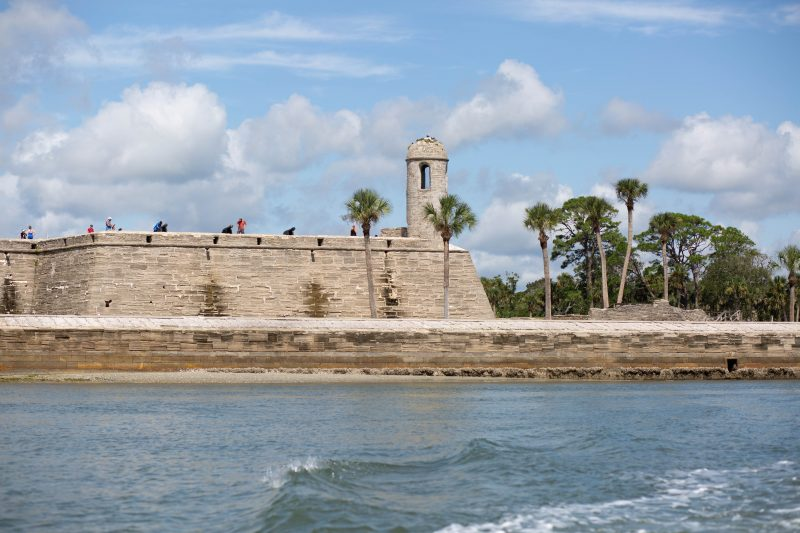 Historic St. Augustine Fort