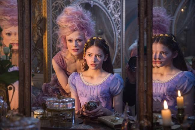 THE NUTCRACKER AND THE FOUR REALMS - Holiday Magic on Full Display with Disney's The Nutcracker