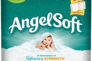 Don't Miss This! Angel Soft Bath Tissue, 12 ct ONLY $3.50