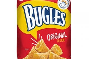 Don't Miss This Deal!! Grab Bugles For ONLY $0.50