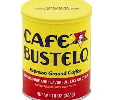 Cafe Bustelo Ground Coffee Only $2.50 – Stock Up Now!