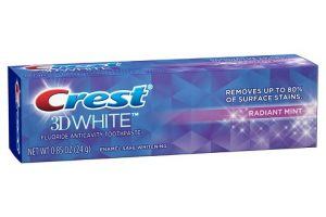 HOT Moneymaker on Crest 3D White Toothpaste & Oral-B Adult Manual Toothbrush