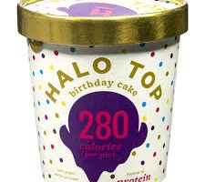 Halo Top Ice Cream Pints Only $0.87