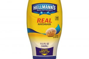 Score Hellmann's Real Mayonnaise For ONLY $0.50