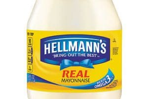 Nice! Grab Hellmann's Mayonnaise for ONLY $0.49!!