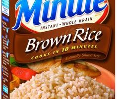 Stock Up Time!! Minute Instant Rice Only $0.88!
