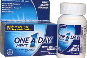 Score!! Two Months Supply One A Day Men's Multivitamins Only $0.94!!! GO GO GO!