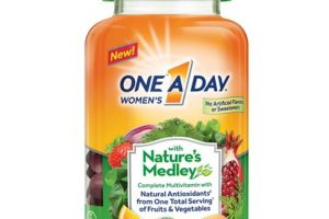 FREE One A Day Nature's Medley Vitamins